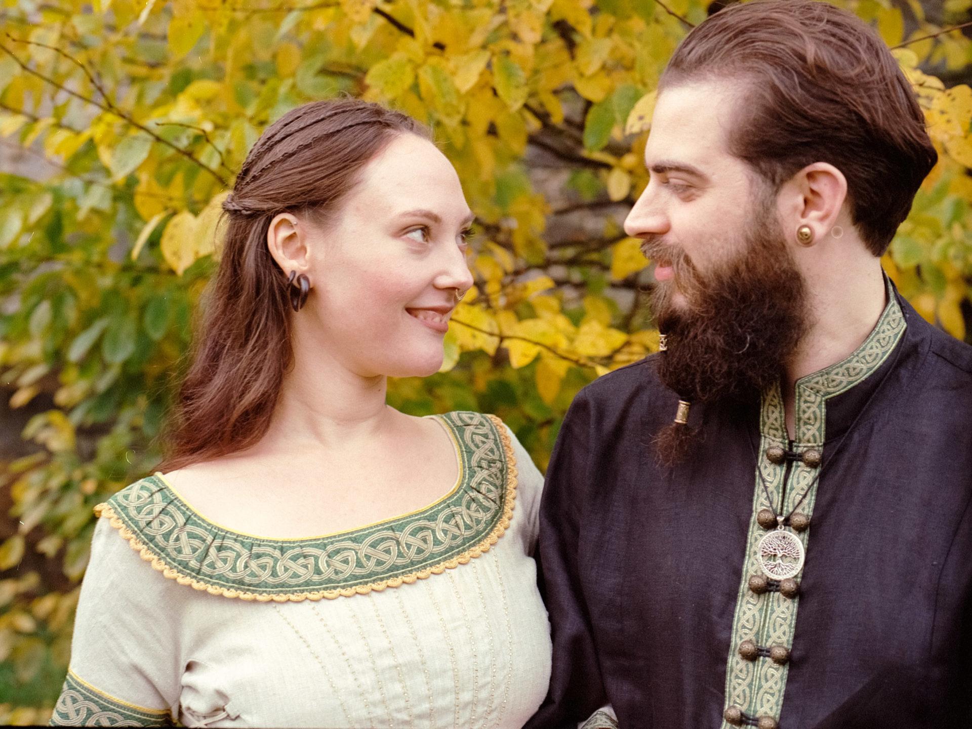 Charlotte et Jonathan